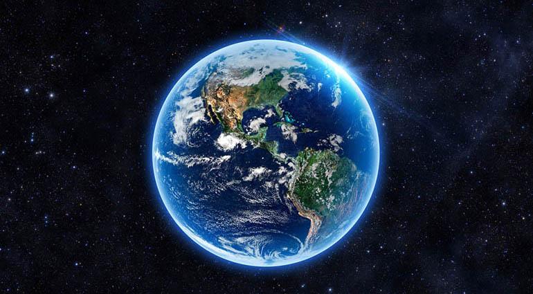 มุมมองจากนอกโลก
