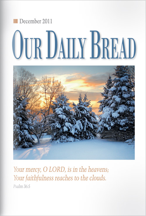 Our Daily Bread Booklet