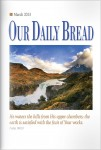 Our Daily Bread Cover March 2013