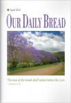 Our Daily Bread Cover April 2013