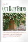 Our Daily Bread Cover May 2013