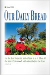 Our Daily Bread Cover June 2013
