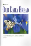 Our Daily Bread Cover July 2013