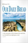 Our Daily Bread Cover February 2014