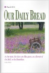 Our Daily Bread Cover March 2014