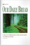 Our Daily Bread Cover May 2014