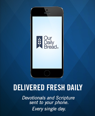 Our Daily Bread Banner